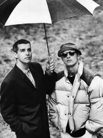 Chris Lowe & Neil Tennant