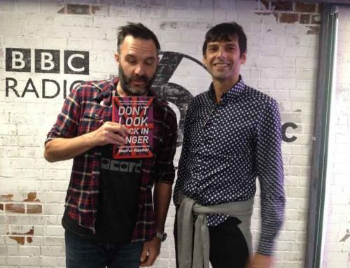 BBC 6 Music with Shaun Keaveny