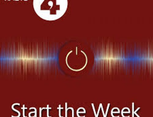 BBC RADIO 4 Start the Week