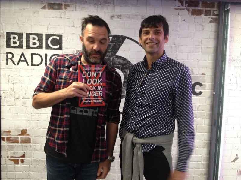 BBC 6 Music with Shaun Keaveny