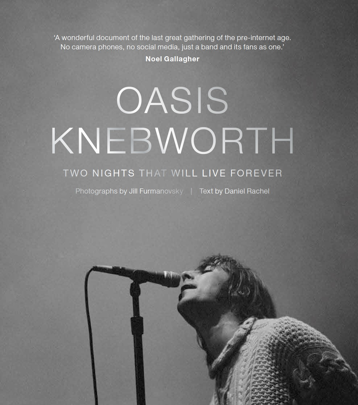 Oasis: Knebworth launch w/very special guests